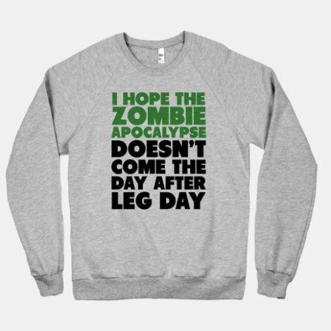 zombie sore