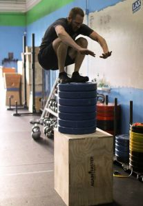 Max Height Box Jump